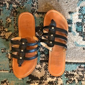 Mad Love Shoes - Mad Love Strappy Sandals, Size 9